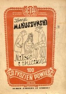 Co Tydzień Powieść, [1948], nr 31 (100)