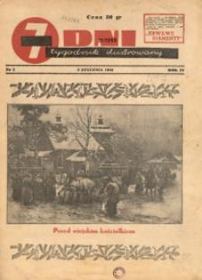 7 Dni, 1943, R. 4, nr 1