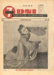 7 Dni, 1943, R. 4, nr 5