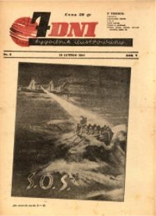 7 Dni, 1944, R. 5, nr 8
