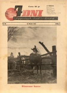 7 Dni, 1944, R. 5, nr 20