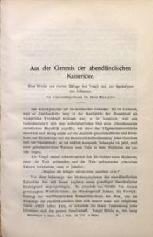 Mitteilungen der Schlesischen Gesellschaft für Volkskunde, 1915, Bd. 17, [H. 2]