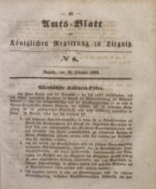 Amts-Blatt der Königlichen Regierung zu Liegnitz, 1853, Jg. 43, No 8