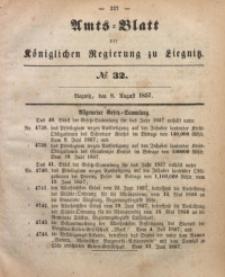 Amts-Blatt der Königlichen Regierung zu Liegnitz, 1857, Jg. 47, No 32