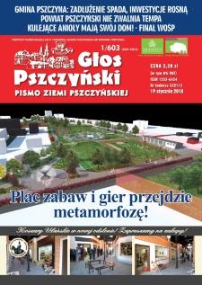 Głos Pszczyński, 2018, R.29, nr1 (603)