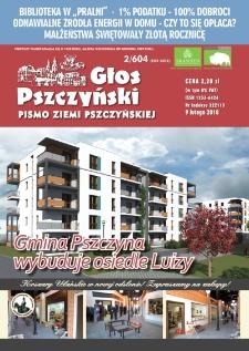 Głos Pszczyński, 2018, R.29, nr2 (604)