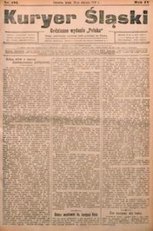 Kuryer Śląski, 1910, R. 4, nr 181