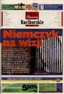 Nowiny Raciborskie : Kornowac, Krzanowice, Krzyżanowice [...]. R. 14, nr 22 (685).