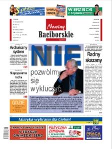 Nowiny Raciborskie : Kornowac, Krzanowice, Krzyżanowice [...]. R. 14, nr 48 (711).