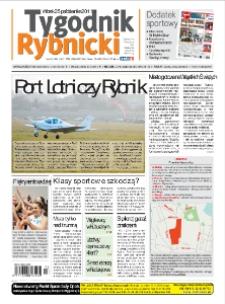 Tygodnik Rybnicki : Czerwionka-Leszczyny, Lyski, Gaszowice, Jejkowice, Świerklany. R. 6, nr 43 (259).