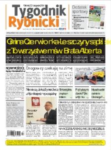 Tygodnik Rybnicki : Czerwionka-Leszczyny, Lyski, Gaszowice, Jejkowice, Świerklany. R. 6, nr 47 (263).
