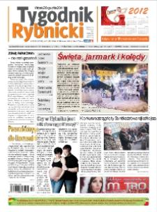 Tygodnik Rybnicki : Czerwionka-Leszczyny, Lyski, Gaszowice, Jejkowice, Świerklany. R. 6, nr 51-52 (267-268).