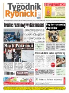 Tygodnik Rybnicki : Czerwionka-Leszczyny, Lyski, Gaszowice, Jejkowice, Świerklany. R. 7, nr 13 (281).