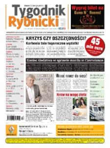 Tygodnik Rybnicki : Czerwionka-Leszczyny, Lyski, Gaszowice, Jejkowice, Świerklany. R. 7, nr 24 (292).