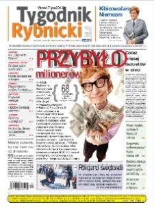 Tygodnik Rybnicki : Czerwionka-Leszczyny, Lyski, Gaszowice, Jejkowice, Świerklany. R. 7, nr 29 (297).