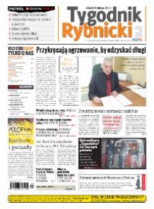 Tygodnik Rybnicki : Czerwionka-Leszczyny, Lyski, Gaszowice, Jejkowice, Świerklany. R. 8, nr 8 (328).