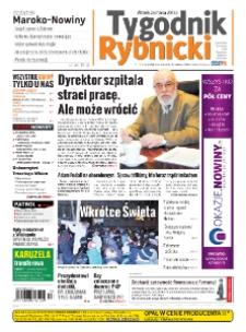 Tygodnik Rybnicki : Czerwionka-Leszczyny, Lyski, Gaszowice, Jejkowice, Świerklany. R. 8, nr 13 (333).