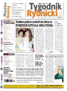 Tygodnik Rybnicki : Czerwionka-Leszczyny, Lyski, Gaszowice, Jejkowice, Świerklany. R. 8, nr 20 (340).