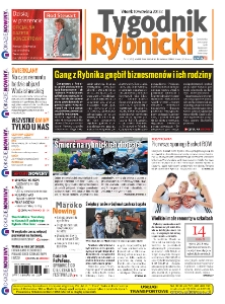 Tygodnik Rybnicki : Czerwionka-Leszczyny, Lyski, Gaszowice, Jejkowice, Świerklany. R. 8, nr 37 (357).