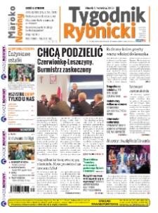 Tygodnik Rybnicki : Czerwionka-Leszczyny, Lyski, Gaszowice, Jejkowice, Świerklany. R. 8, nr 38 (358).