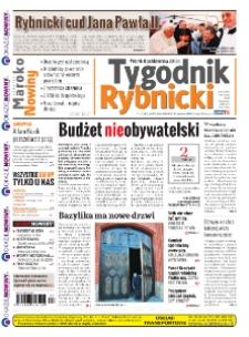 Tygodnik Rybnicki : Czerwionka-Leszczyny, Lyski, Gaszowice, Jejkowice, Świerklany. R. 8, nr 41 (361).