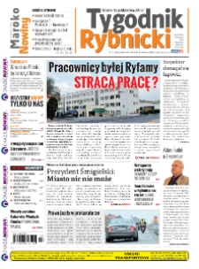 Tygodnik Rybnicki : Czerwionka-Leszczyny, Lyski, Gaszowice, Jejkowice, Świerklany. R. 8, nr 42 (362).
