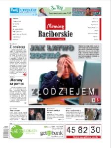 Nowiny Raciborskie : Kornowac, Krzanowice, Krzyżanowice [...]. R. 15, nr 10 (725).