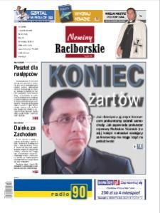 Nowiny Raciborskie. R. 15, nr 33 (748).