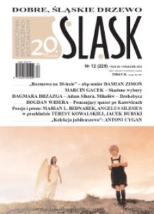 Śląsk, 2014, R. 19, nr 12