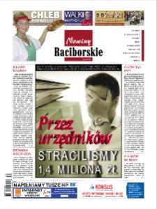 Nowiny Raciborskie. R. 16, nr 34 (801).