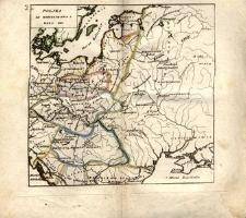 Polska za Mieczysława I. roku 992