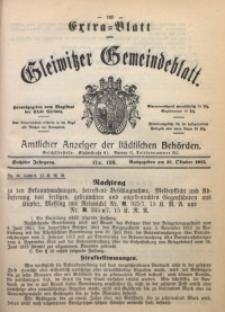 Gleiwitzer Gemeindeblatt, 1915, Jg. 6, Nr. 116