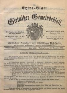 Gleiwitzer Gemeindeblatt, 1915, Jg. 6, Nr. 134