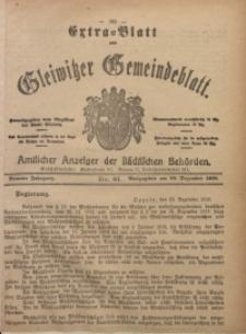 Gleiwitzer Gemeindeblatt, 1918, Jg. 9, Nr. 61