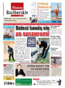 Nowiny Raciborskie. R. 20, nr 28 (1000).