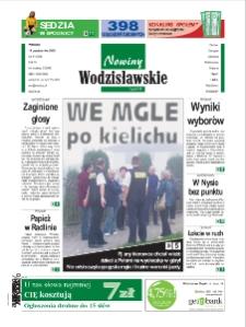 Nowiny Wodzisławskie : Godów, Gorczyce, Lubomia [...]. R. 6, nr 41 (298).