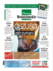 Nowiny Wodzisławskie : Godów, Gorczyce, Lubomia [...]. R. 6, nr 51-52 (308-309).