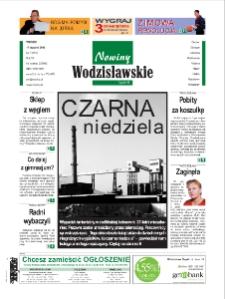 Nowiny Wodzisławskie : Godów, Gorczyce, Lubomia [...]. R. 7, nr 3 (312).