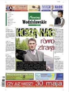 Nowiny Wodzisławskie. R. 8, nr 20 (382).