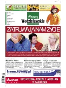 Nowiny Wodzisławskie. R. 8, nr 38 (400).