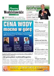 Nowiny Wodzisławskie. R. 9, nr 45 (457) [459].
