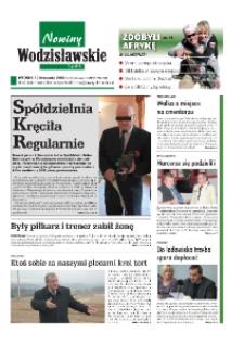 Nowiny Wodzisławskie. R. 10, nr 45 (470) [510].