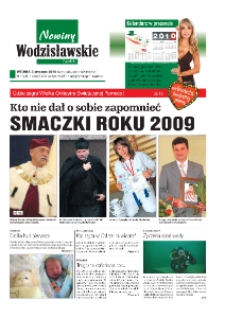 Nowiny Wodzisławskie. R. 10 [11], nr 1 (478).