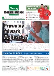 Nowiny Wodzisławskie. R. 10 [11], nr 12 (489).