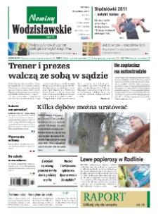 Nowiny Wodzisławskie. R. 11 [12], nr 7 (534) [536].
