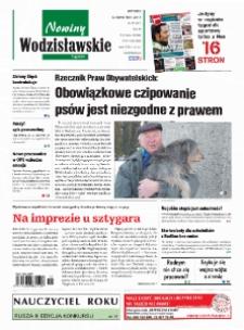 Nowiny Wodzisławskie. R. 12, nr 15 (542) [544].