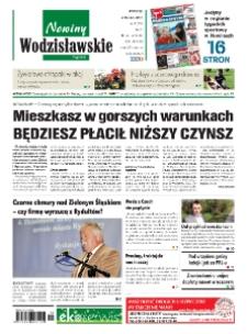 Nowiny Wodzisławskie. R. 12, nr 18 (545) [547].