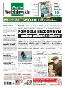 Nowiny Wodzisławskie. R. 12, nr 22 (549) [551].