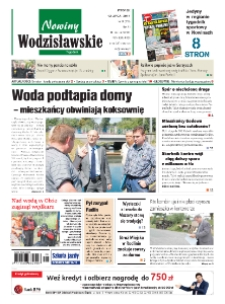 Nowiny Wodzisławskie. R. 12, nr 28 (555) [557].