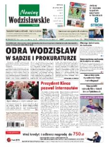 Nowiny Wodzisławskie. R. 12, nr 30 (557) [559].